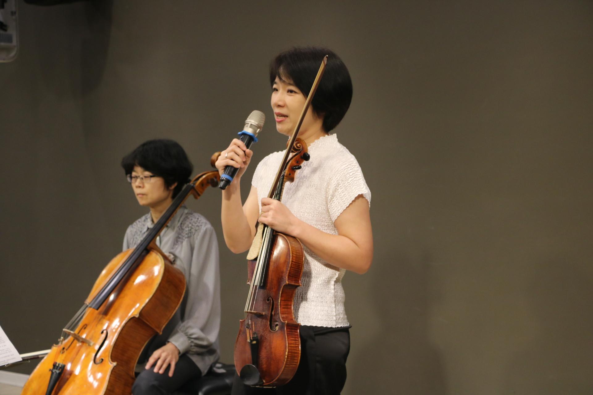 中原大學首創解說式音樂會,拉近聽眾與音樂的距離