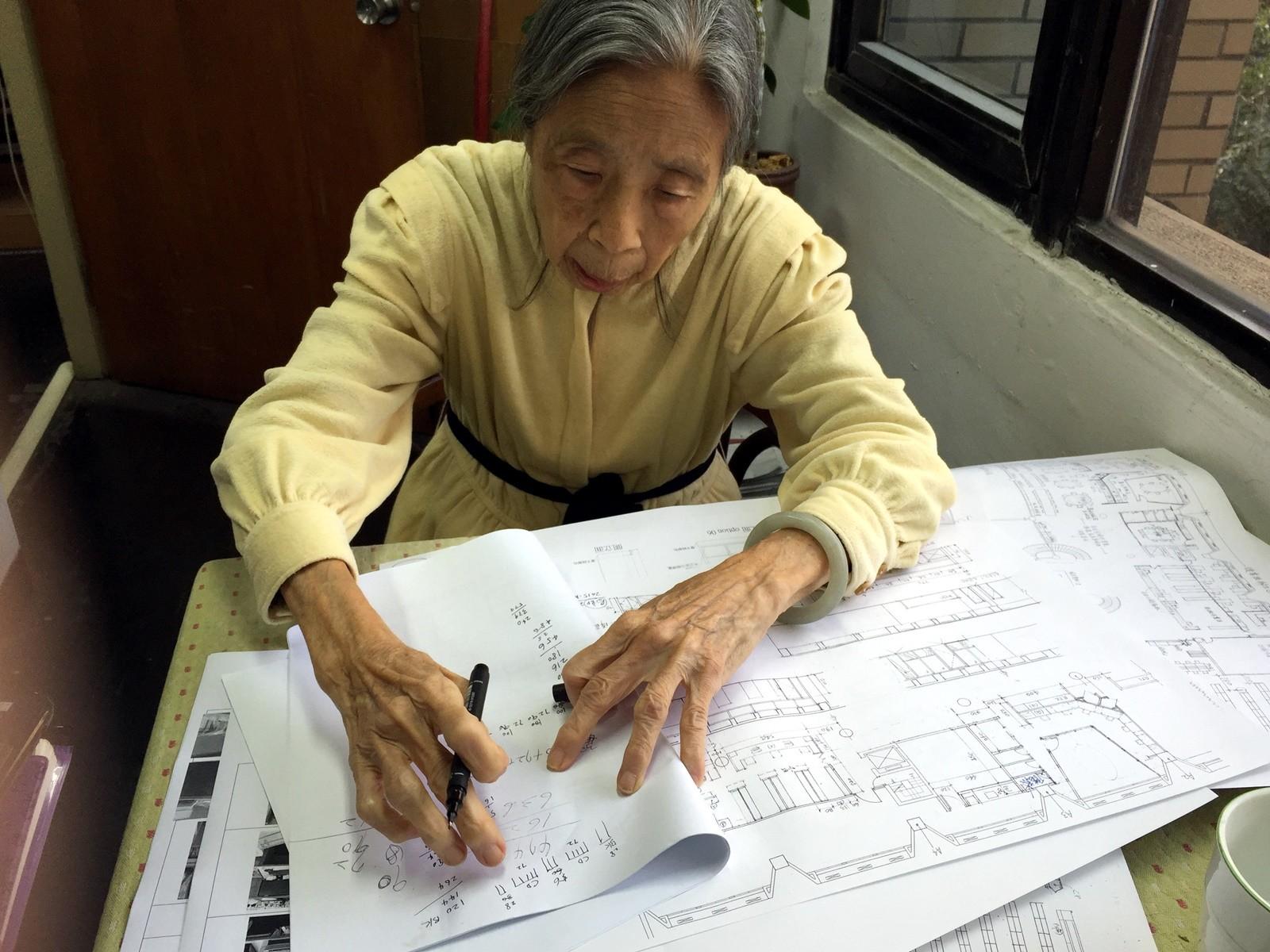 王秋華建築師畢生以建築成就全人教育,真正彰顯無私無我的「全人」奉獻精神。.jpg