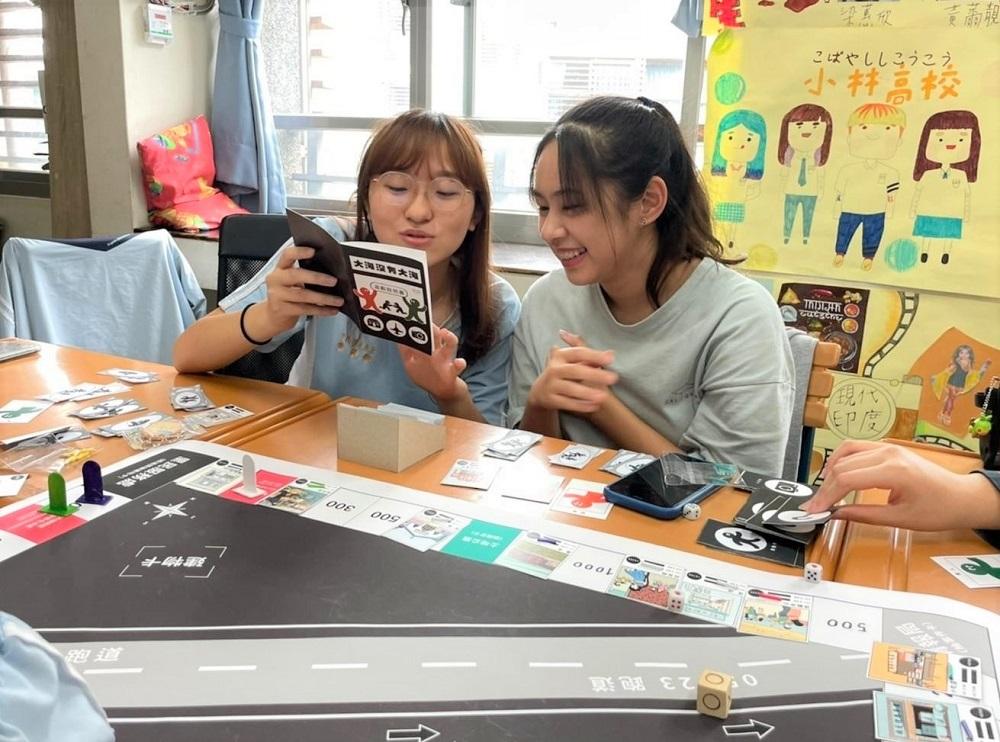參與遊戲的高中生不但提升對大海社區在地文化的認知也強化自主學習能力.jpg