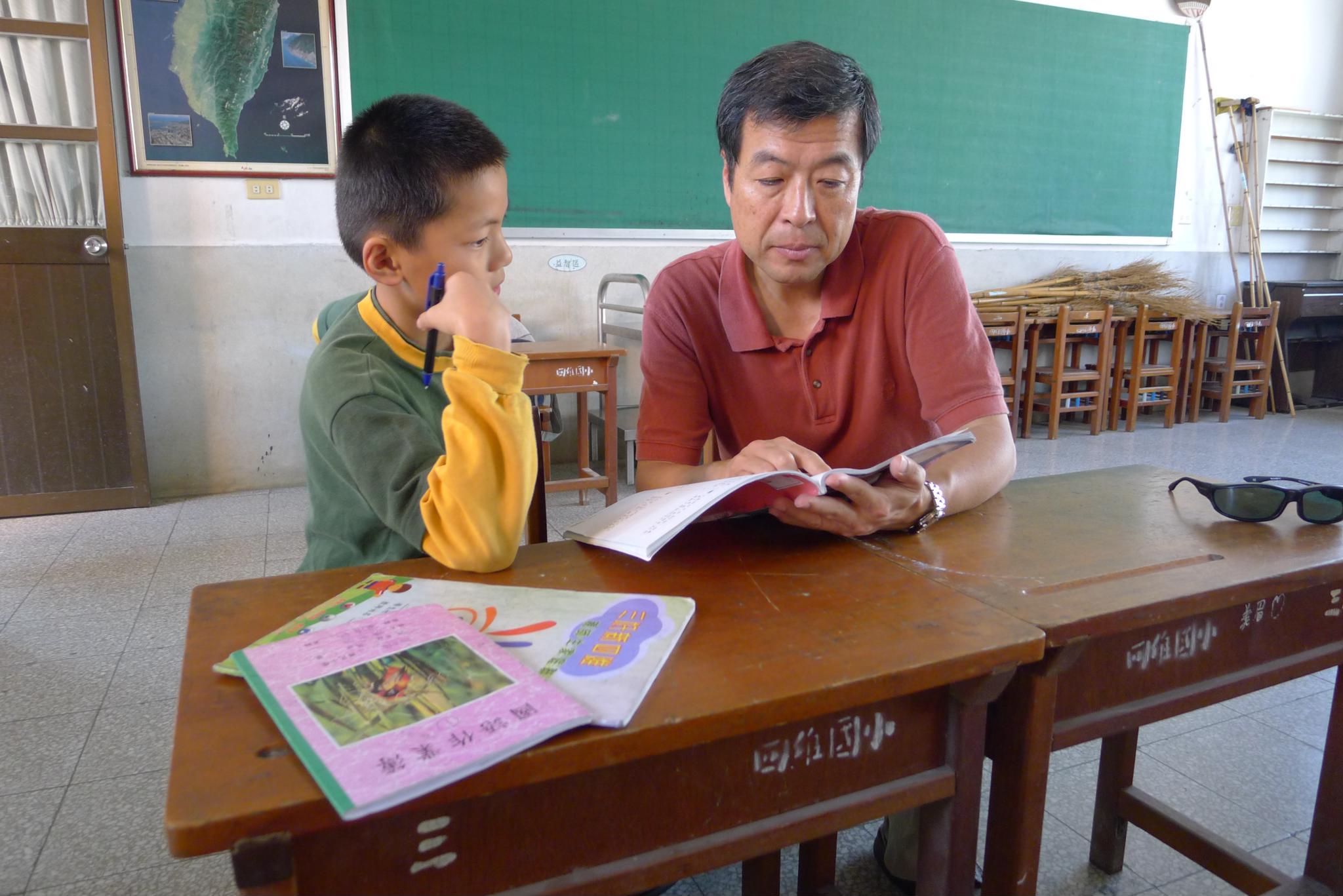 帶學生走出教室 國貿系秦宗春老師引領學生看見生命的價值