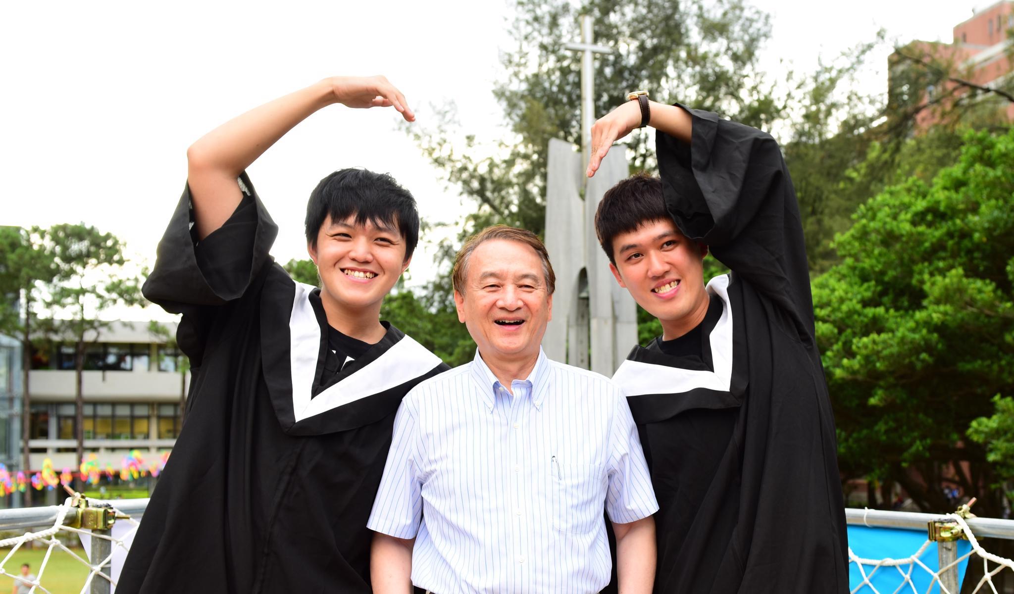 三連霸!中原大學用專業與品格連續三年獲得企業最愛大學第一名