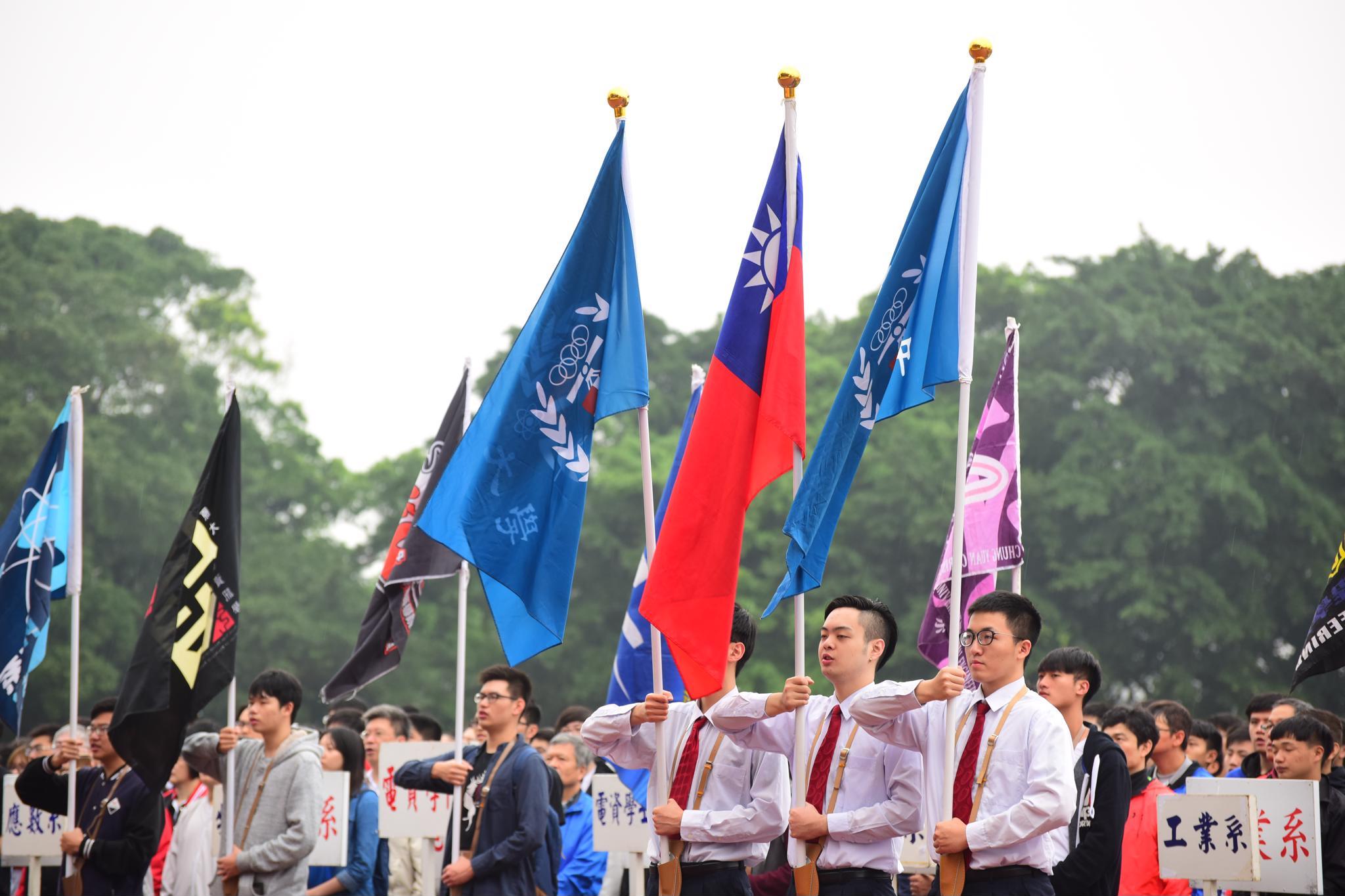青春 汗水 榮譽 中原第62屆運動大會登場