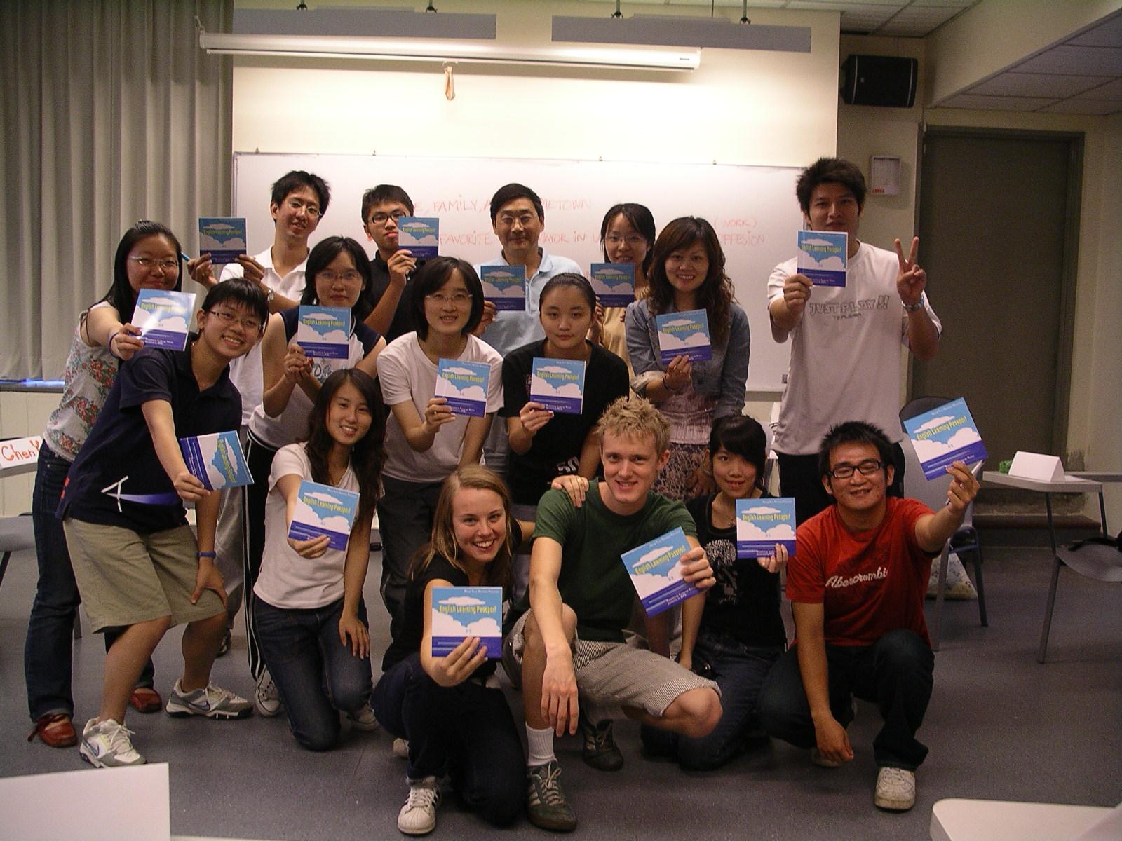 中原大學推出「英語學習護照」 鼓勵學生主動學習