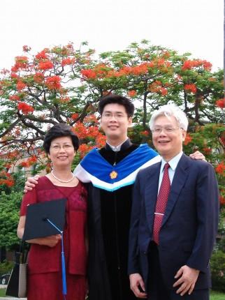 中原校友、台大教授詹國禎 因病逝世 捐款贈母校 情義留人間