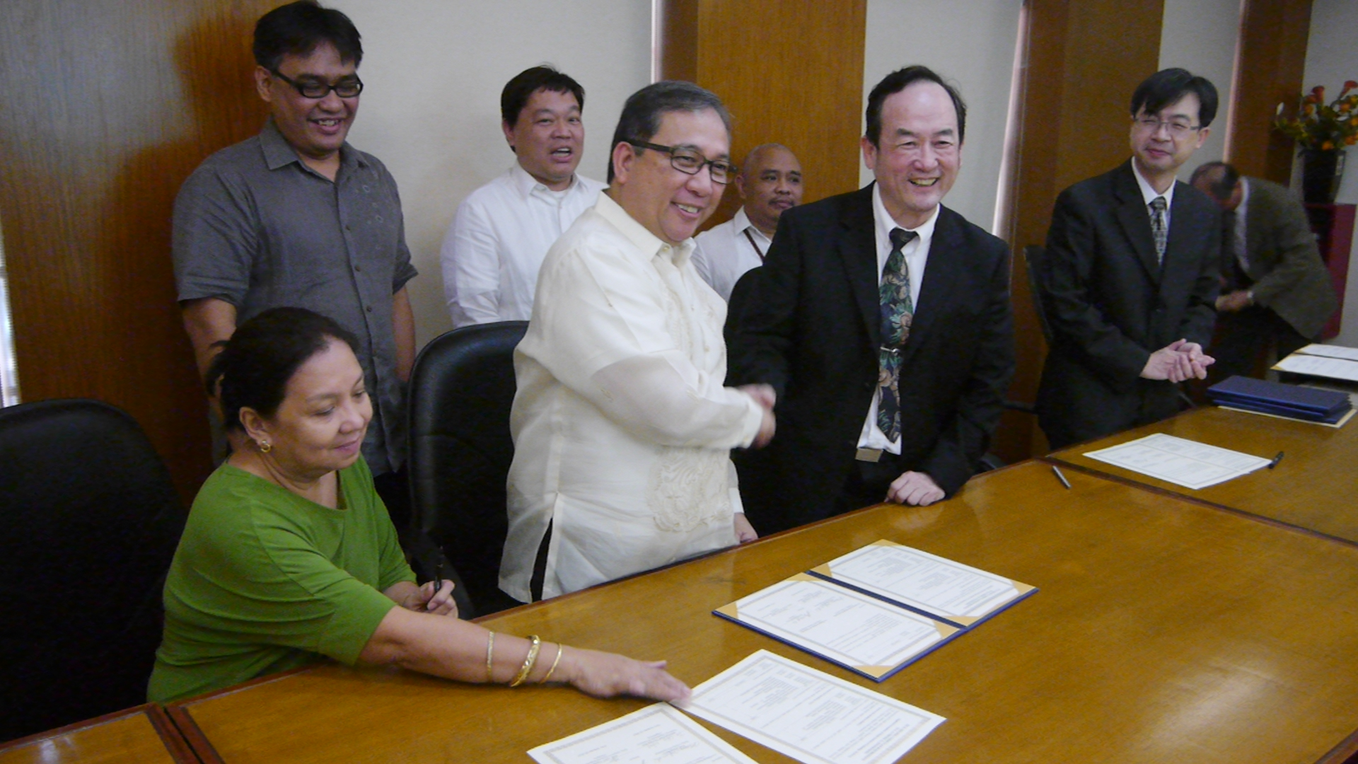 中原大學與菲律賓MAPUA大學簽署「雙邊碩士學位」計畫