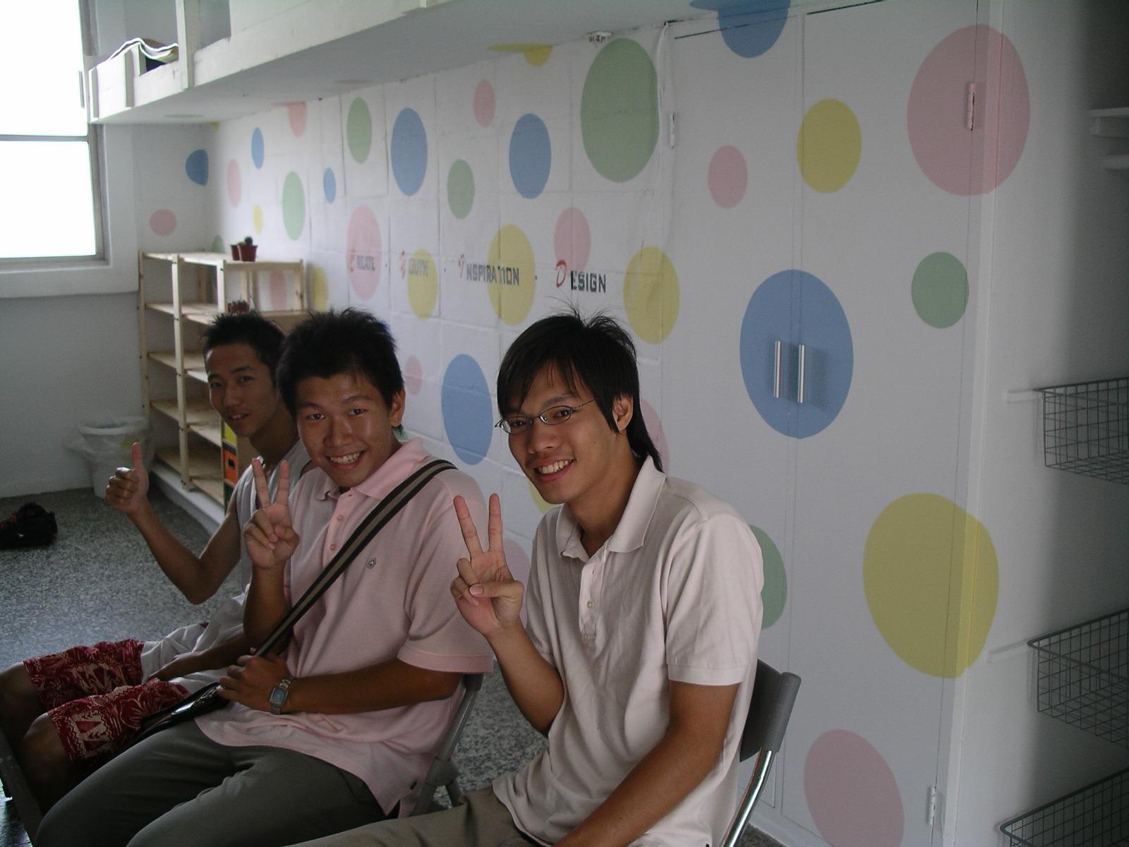 中原宿舍「老屋新妝」 學生「歡喜入新厝」