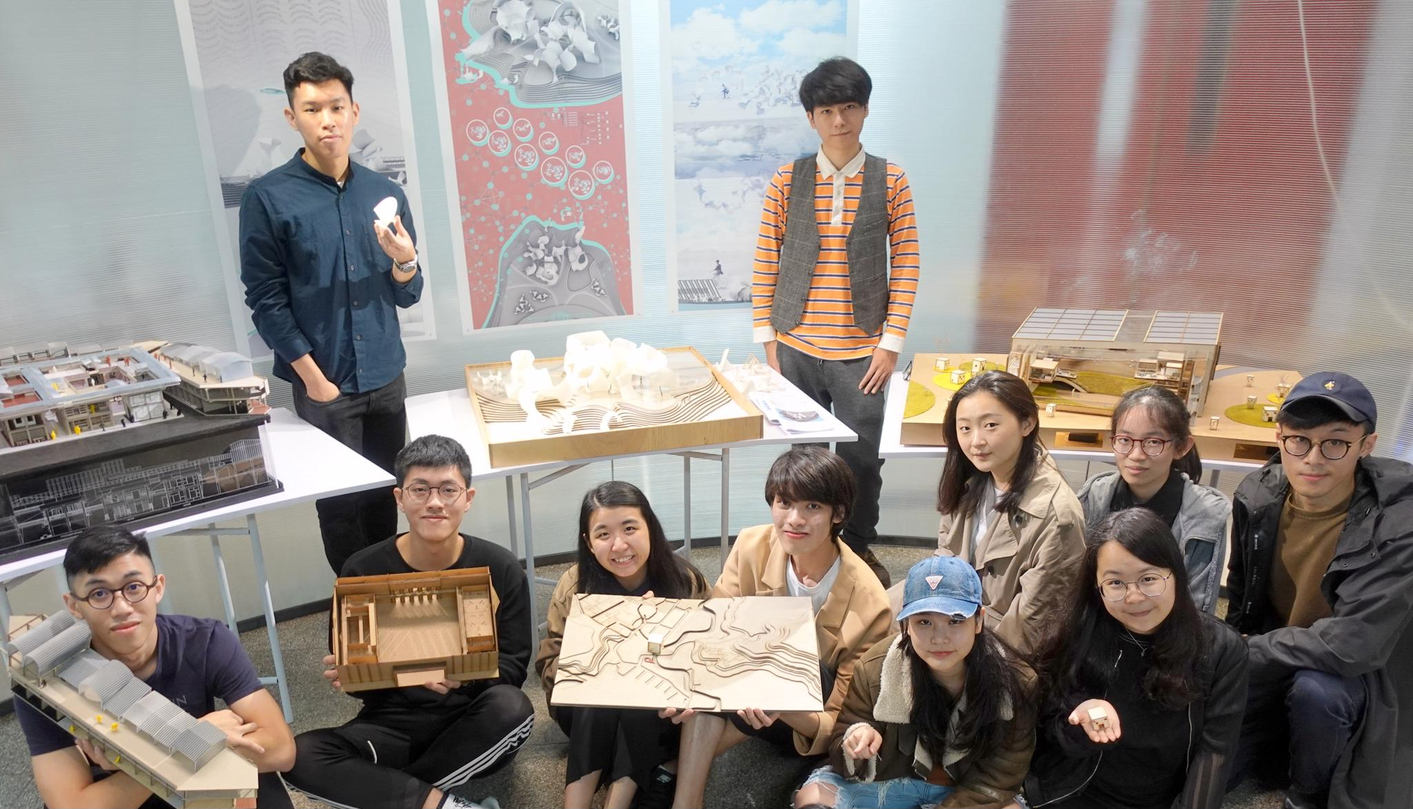 找回都市失落的空間 中原室設學生用「設計」重建空間價值、創造未來