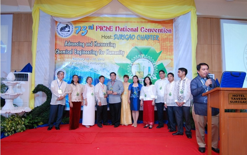 賀!國際學生蘇艾倫校友榮獲菲律賓「傑出化工工程師獎」