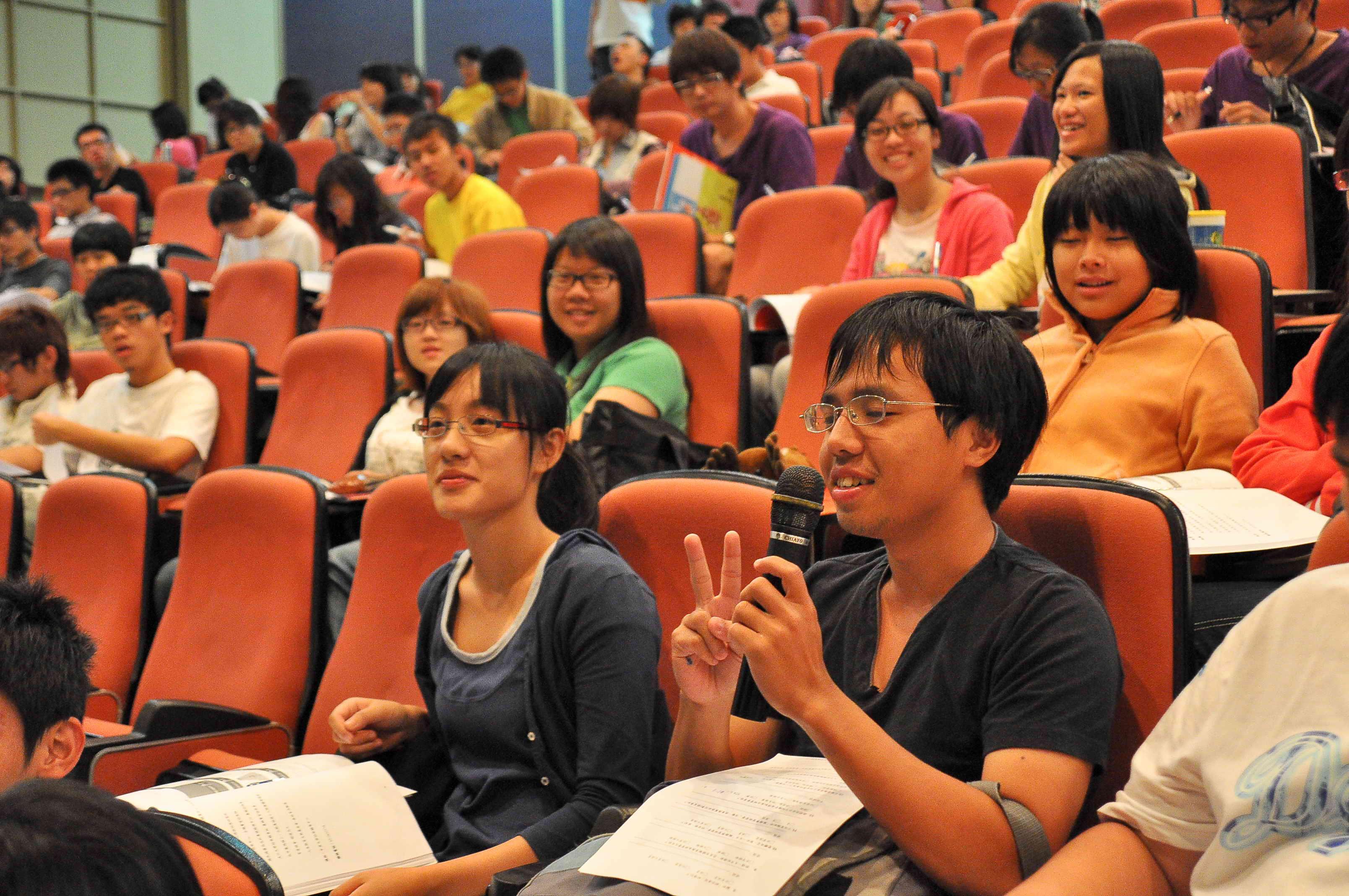 用生命的熱情,發現知識的責任—98學年度服務學習研習營