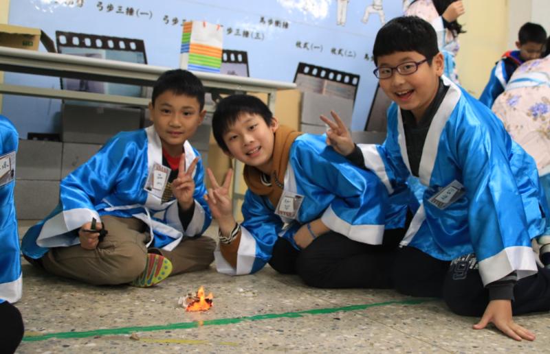 【PEOPO公民新聞報】教育的另類方法 道德營隊受益國小學童