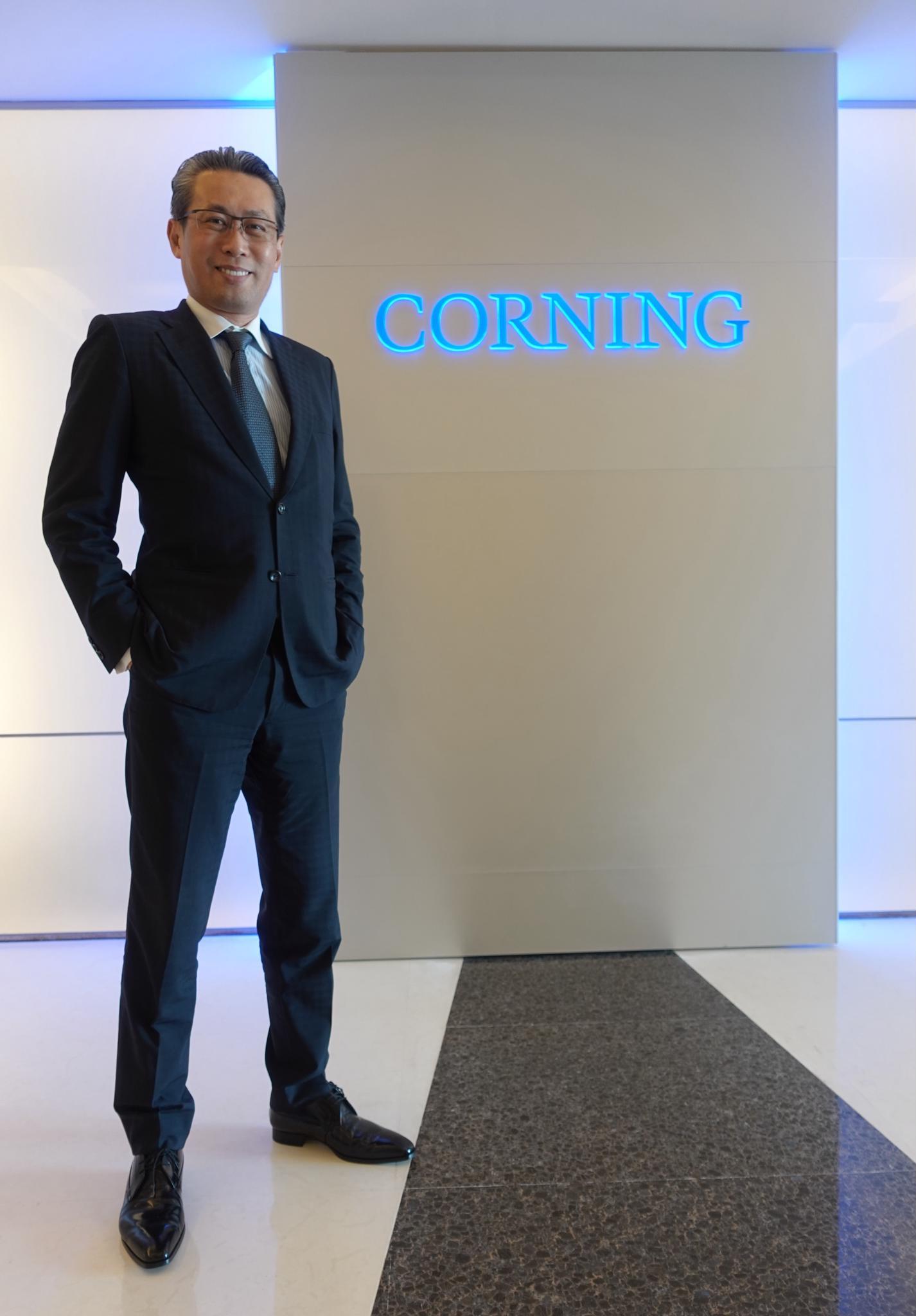台灣康寧總經理  曾崇凱校友  了解自己才能創造獨有價值  豐富人生