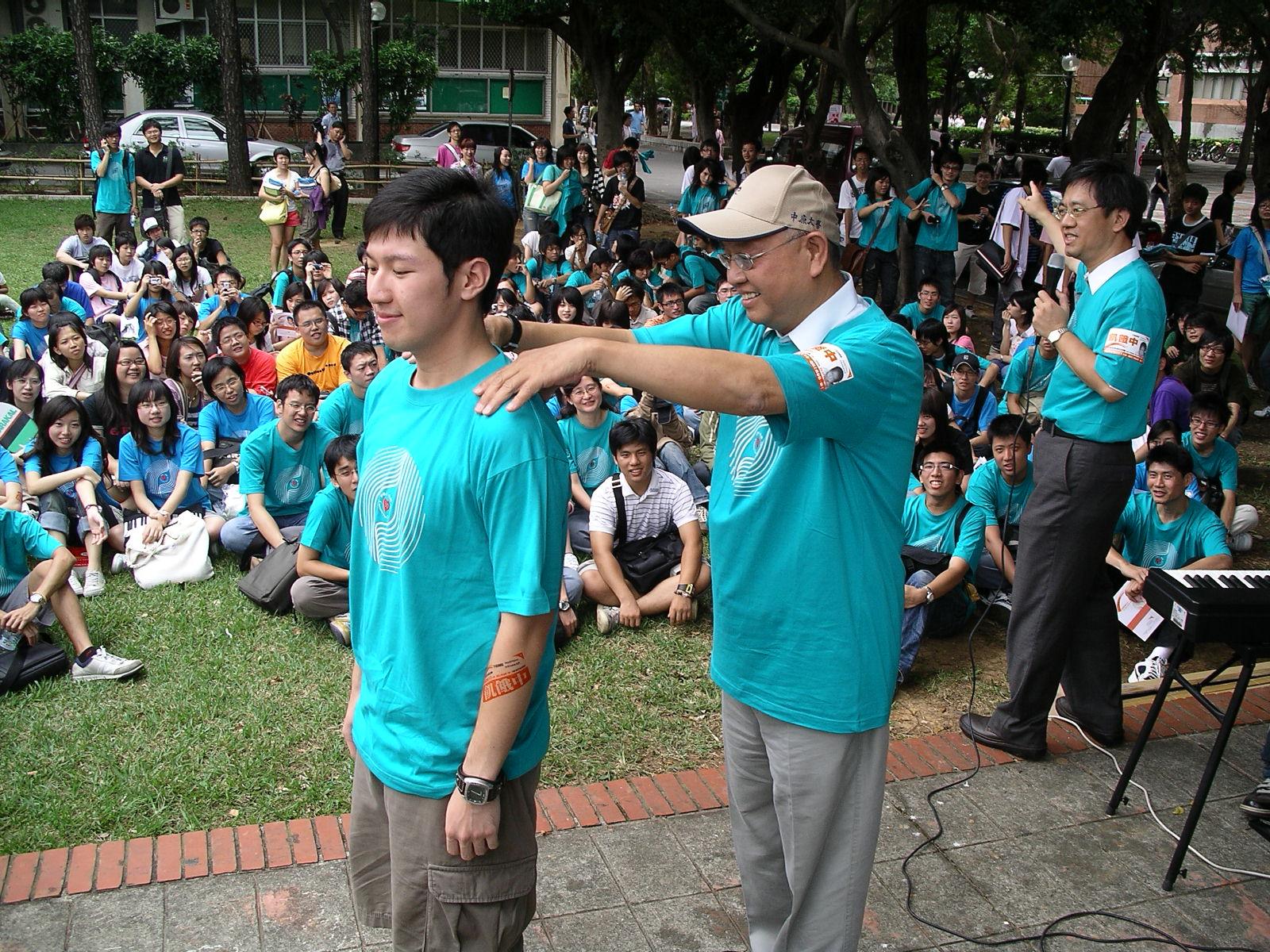 中原大學「饑餓30」活動 千餘人體驗飢餓 將愛心送到印尼