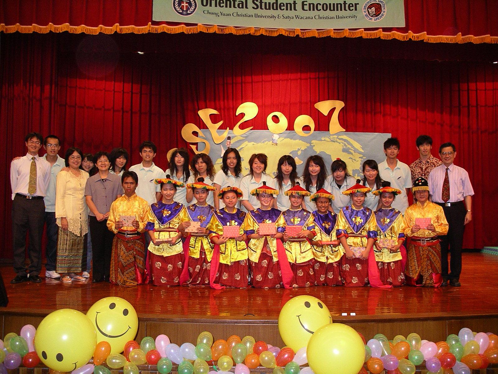 中原大學辦「中印文化體驗營」 提升學生國際視野