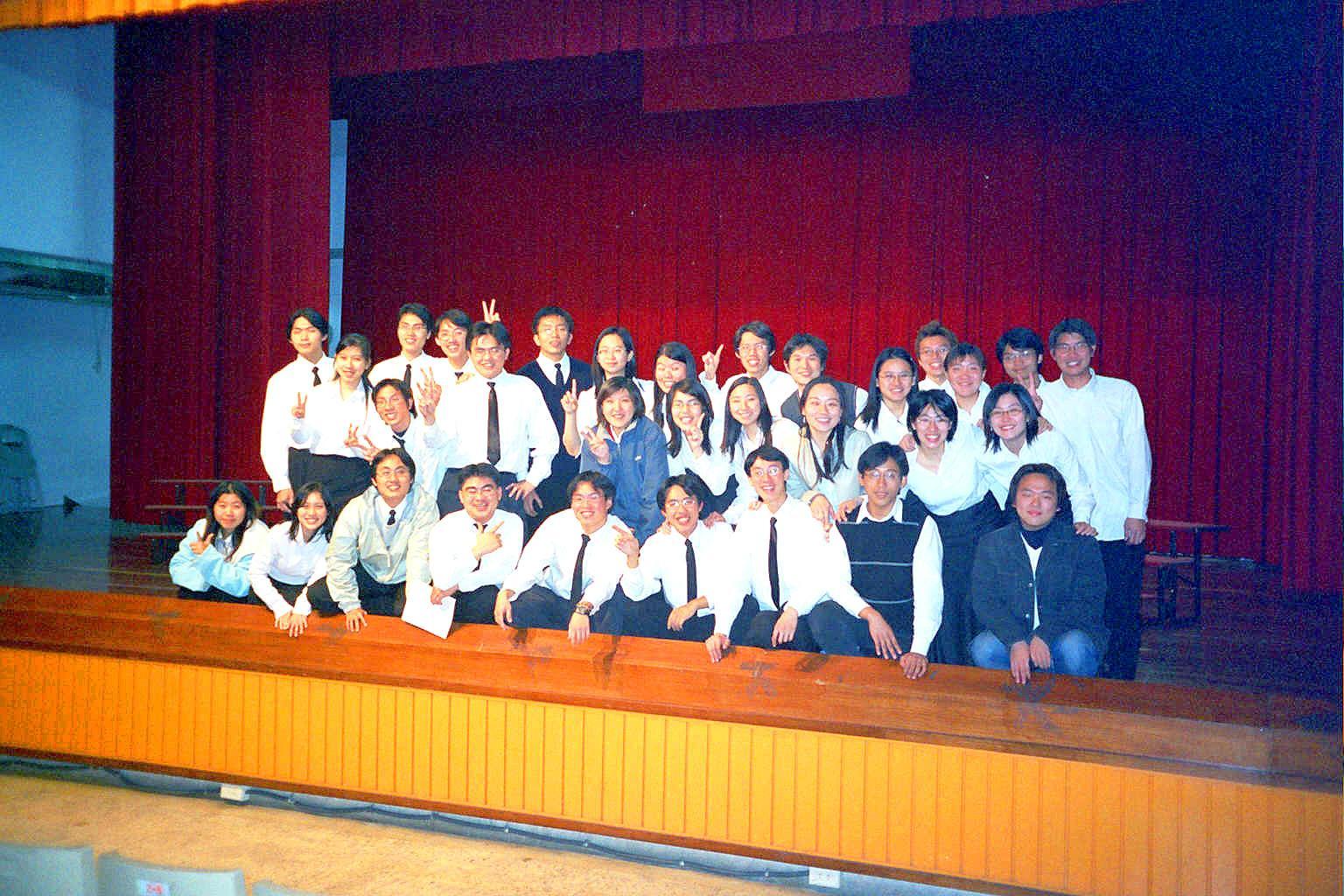 全國學生音樂比賽 - 合唱團、管弦樂社獲得優等獎
