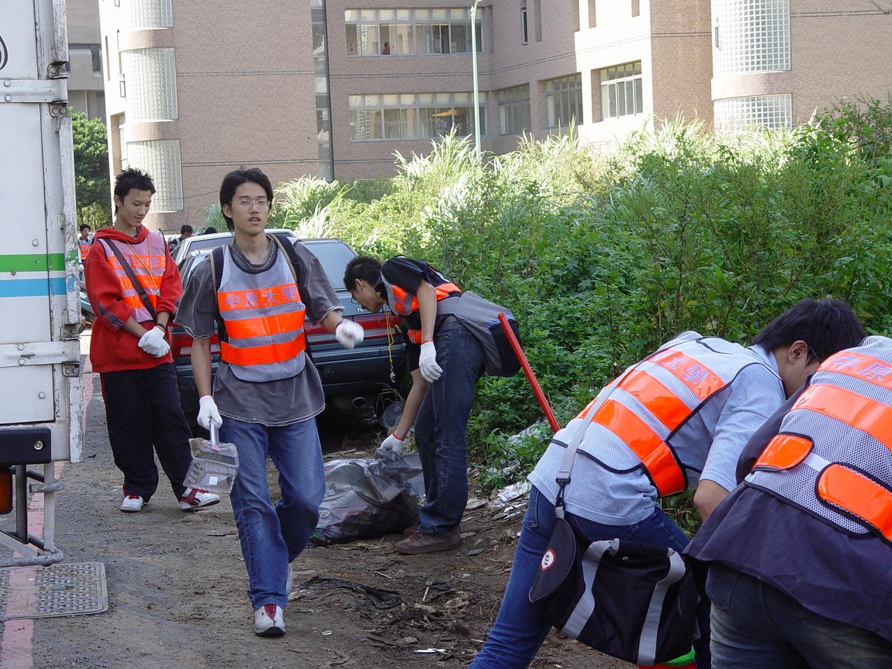 推動環境保護有功 中原大學榮獲環保署表揚