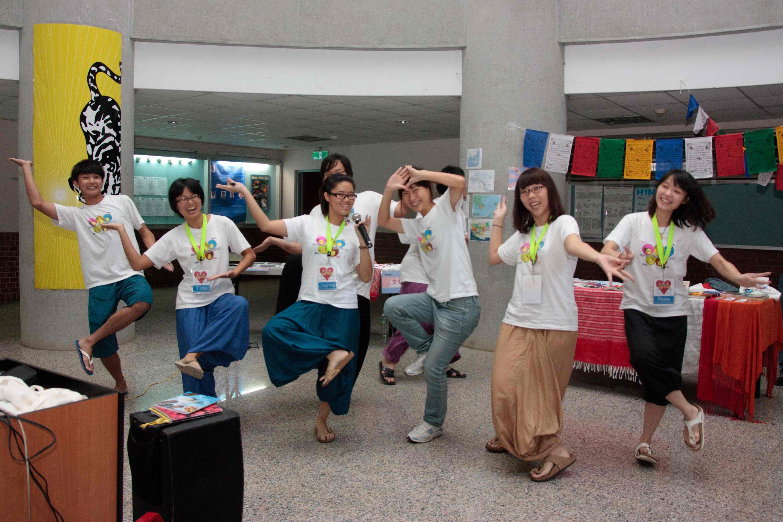 「腳印柬影‧舞出國界」中原大學海外志工團隊成果發表