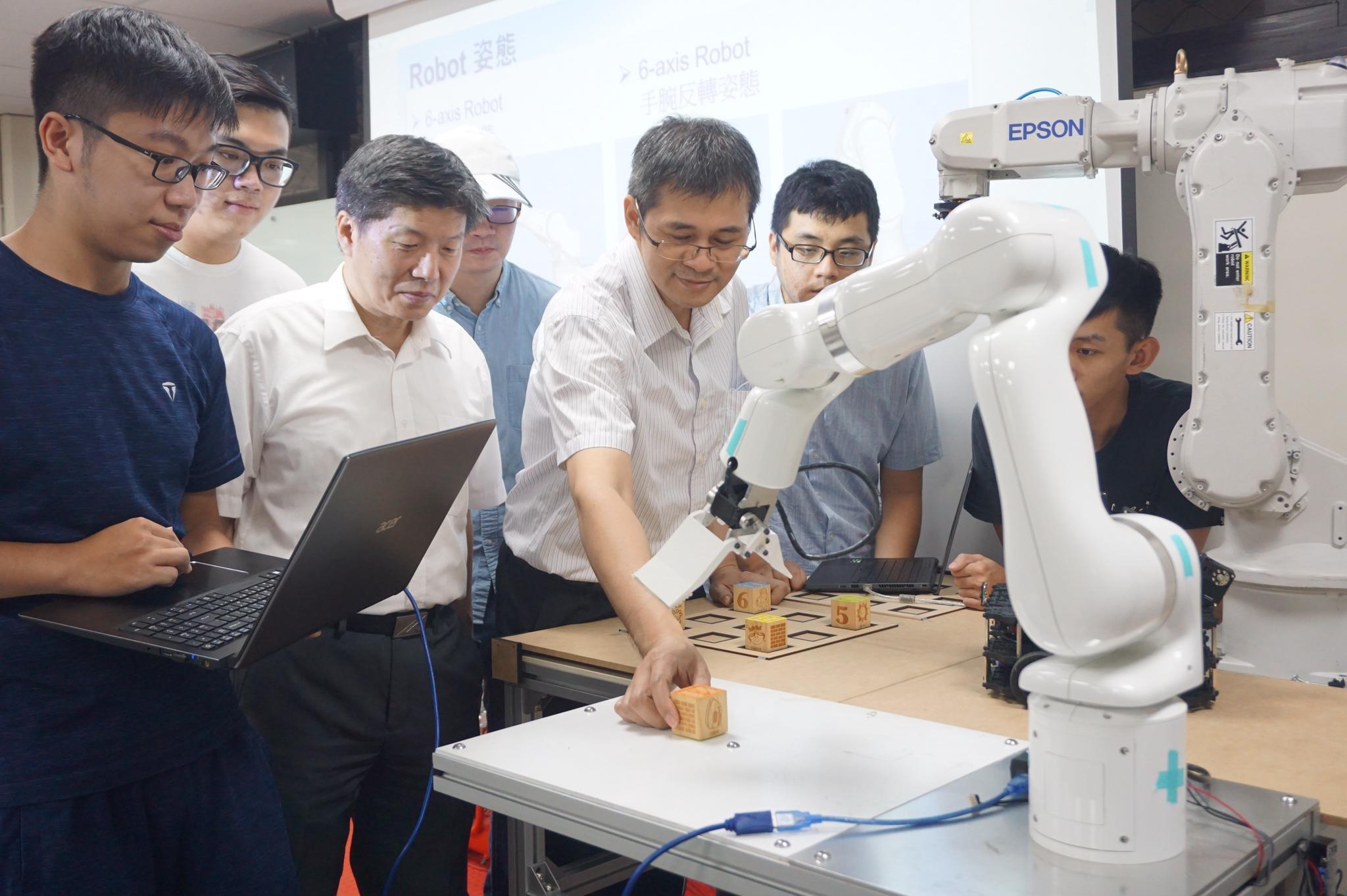中原大學培育資訊科技高端人才 首創成立「智慧運算與大數據」學系 全國第一