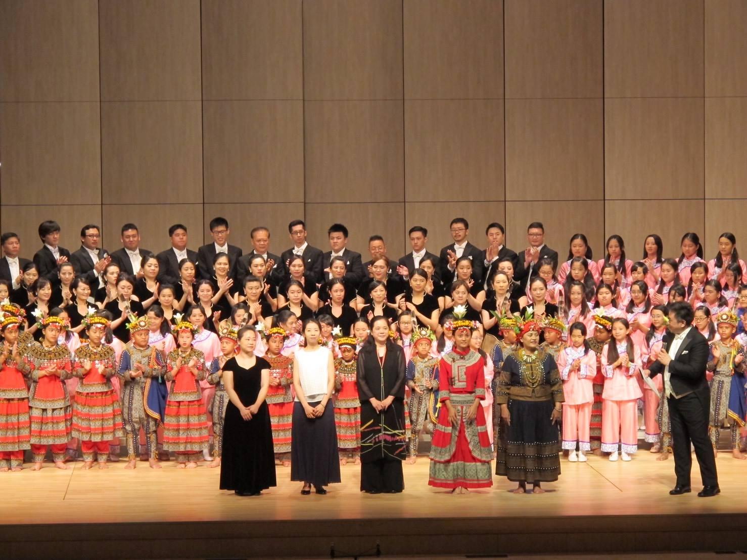 全國鄉土歌謠音樂會中原登場 詠唱臺灣百年歌謠之美