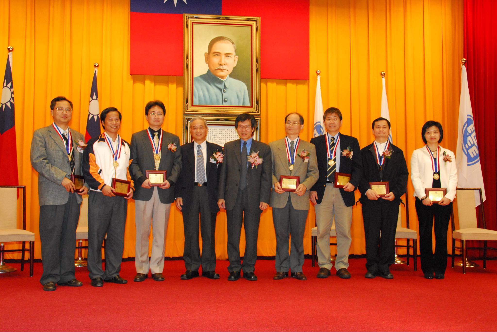 洪穎怡院長榮獲「傑出電機工程教授獎」 私立大學唯一獲獎