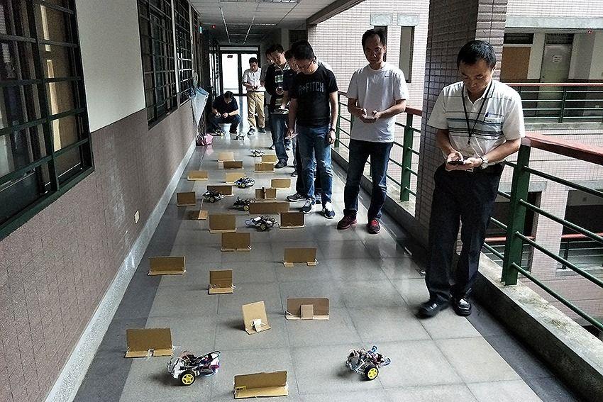 中原與華新麗華攜手 遨遊物聯網世界