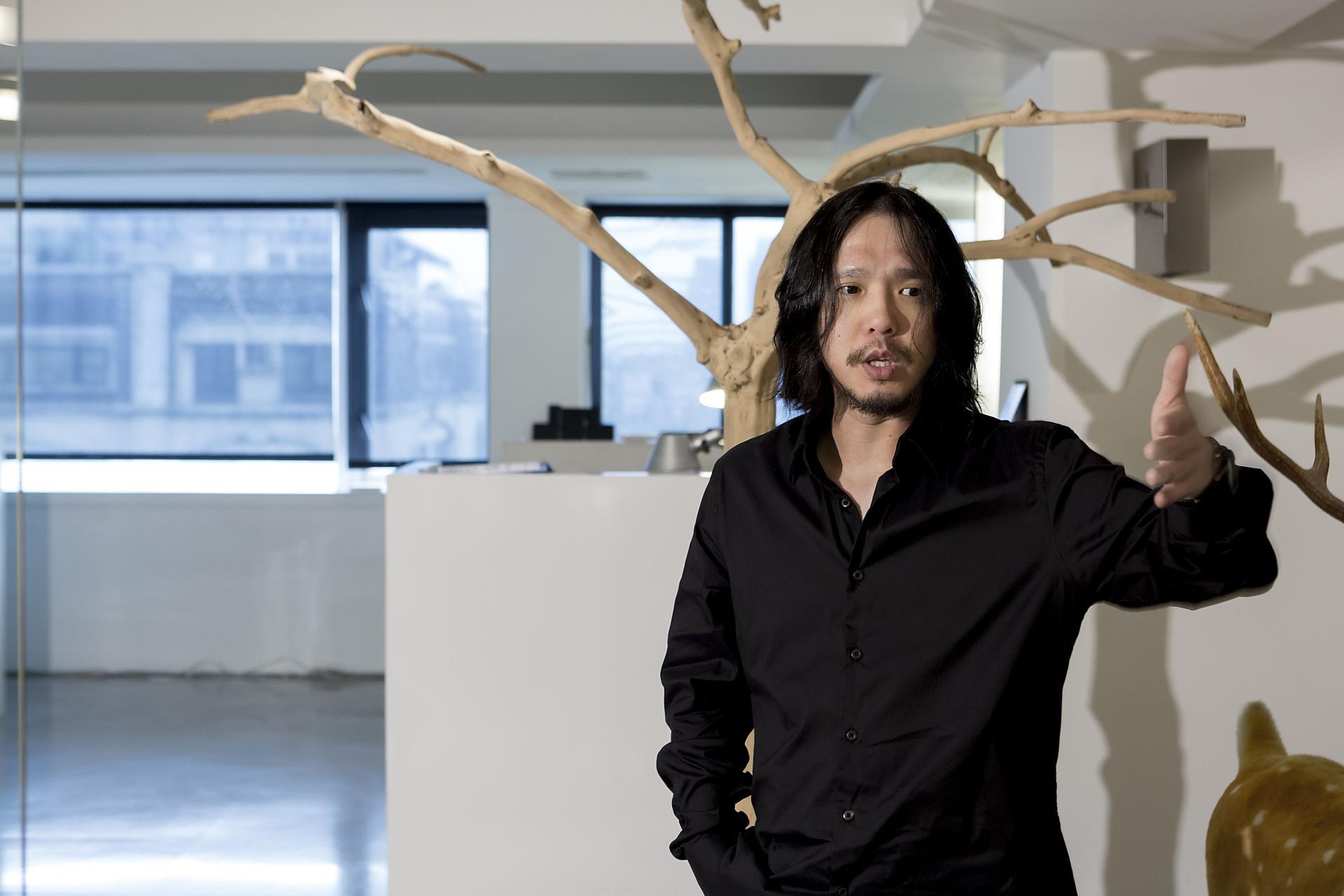 中原室設系學生李中霖第六屆亞洲設計獎奪金