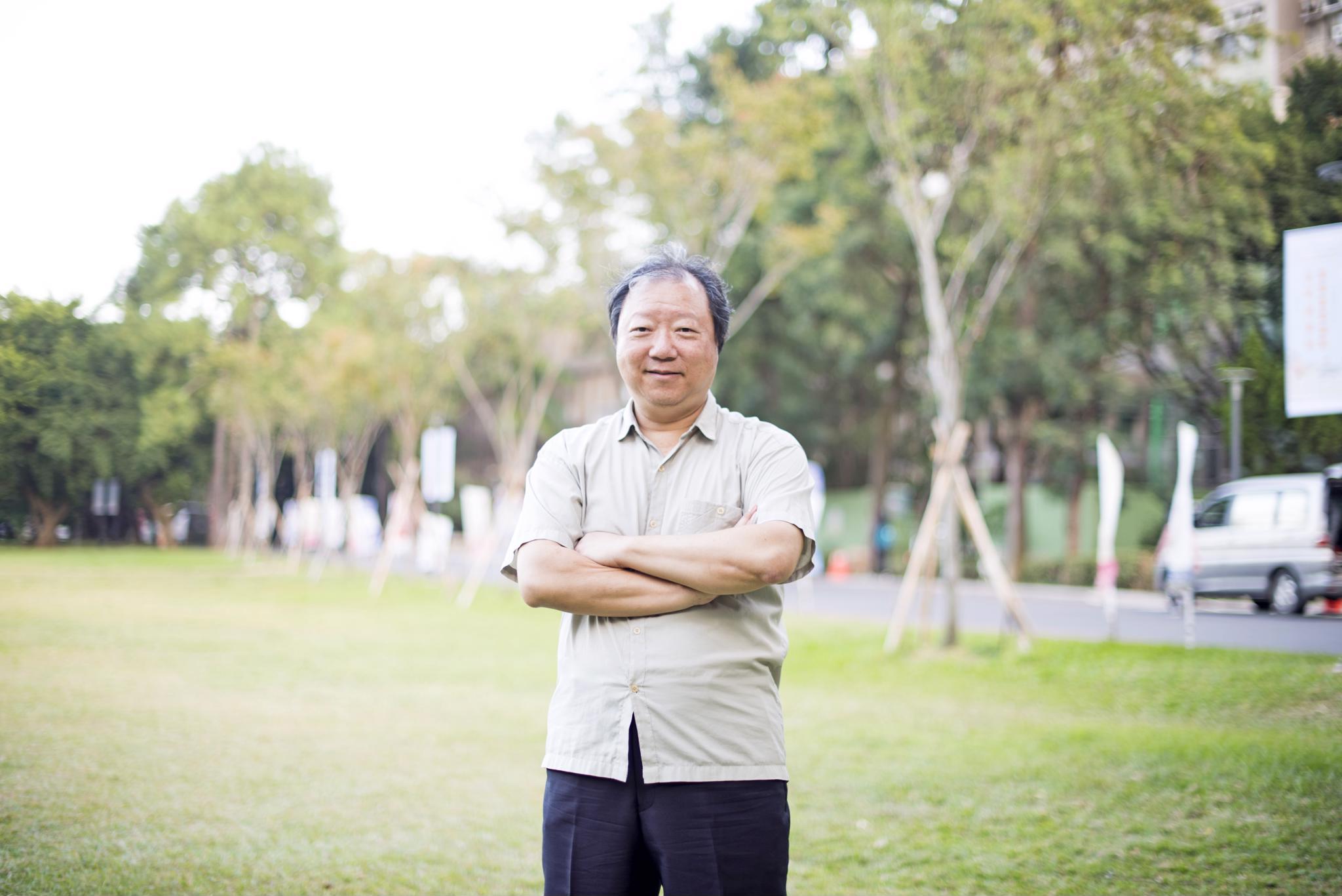 《107學年度優良導師專題報導 》應數系李是男:凡事正面思考,順乎自然!