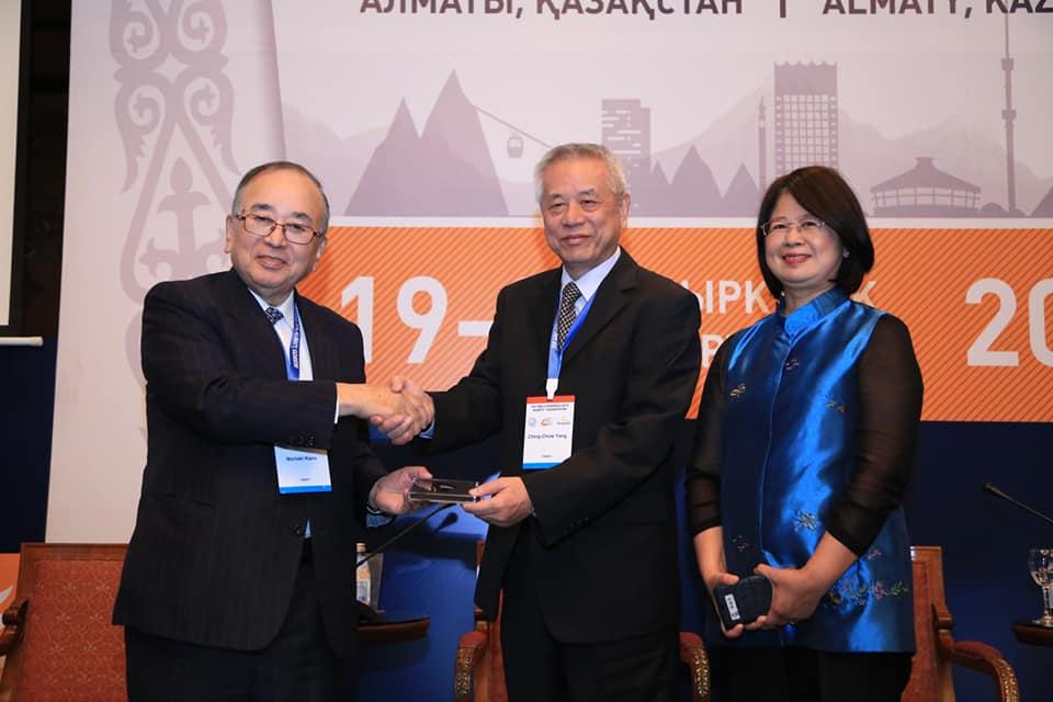推動品質管理貢獻卓著  工業系楊錦洲教授獲頒亞洲品質網絡組織年度個人品質大獎