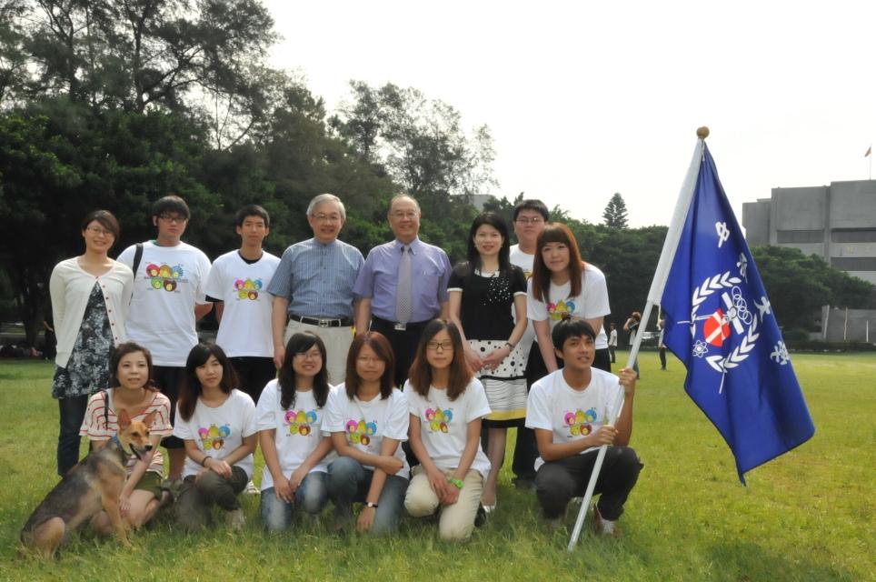 中原大學海外志工團隊誓師 6度前進柬埔寨