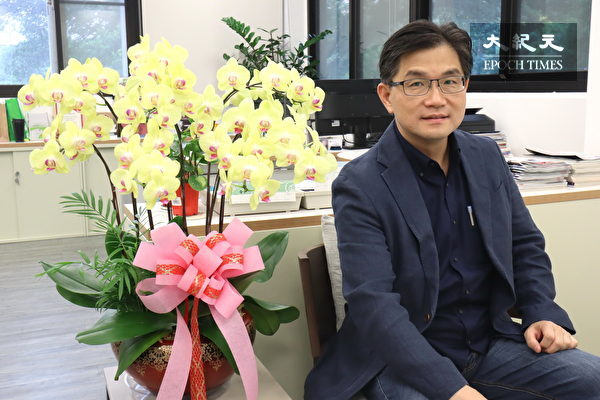 《大紀元》中原特聘教授吳肇銘落實愛 師生海外志工服務