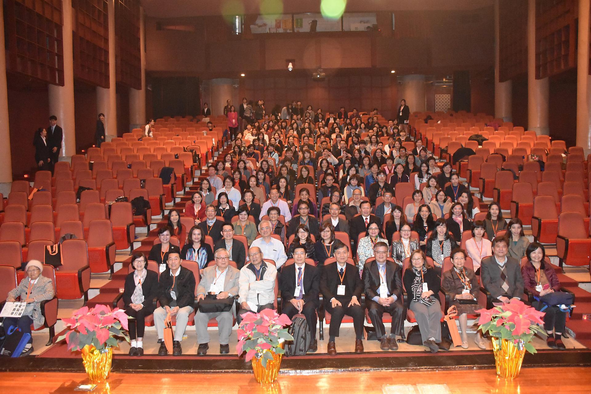 推動華語教學產業創新能量 中原大學台灣華語文教學研討會華耀登場