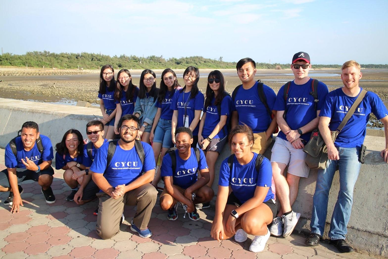 中原大學創新創業國際營隊  帶領學子迎向國際開拓未來