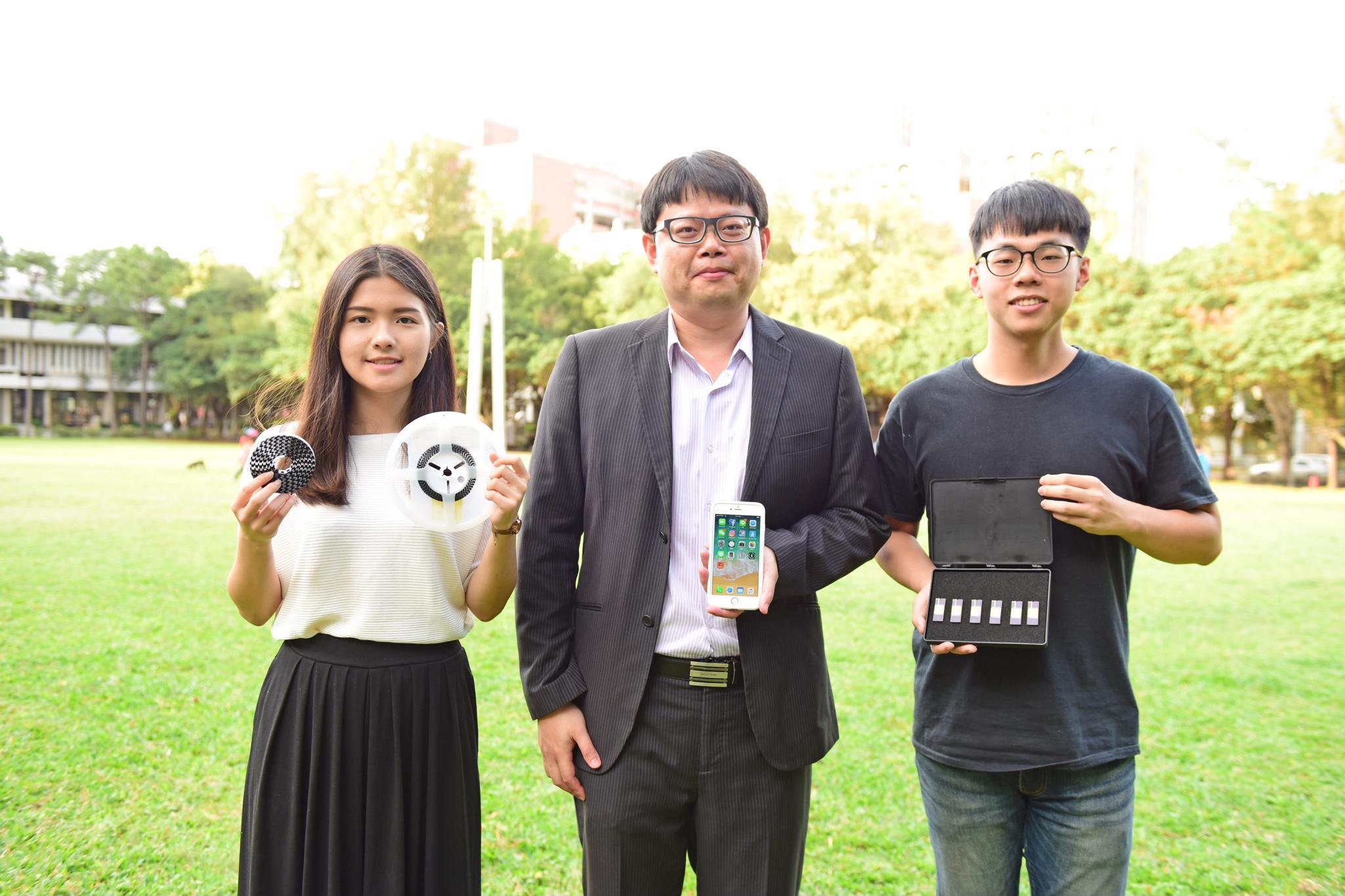 電子系陳世綸教授榮獲「國家發明創作獎」金牌 實現台灣電子關鍵零組件自主