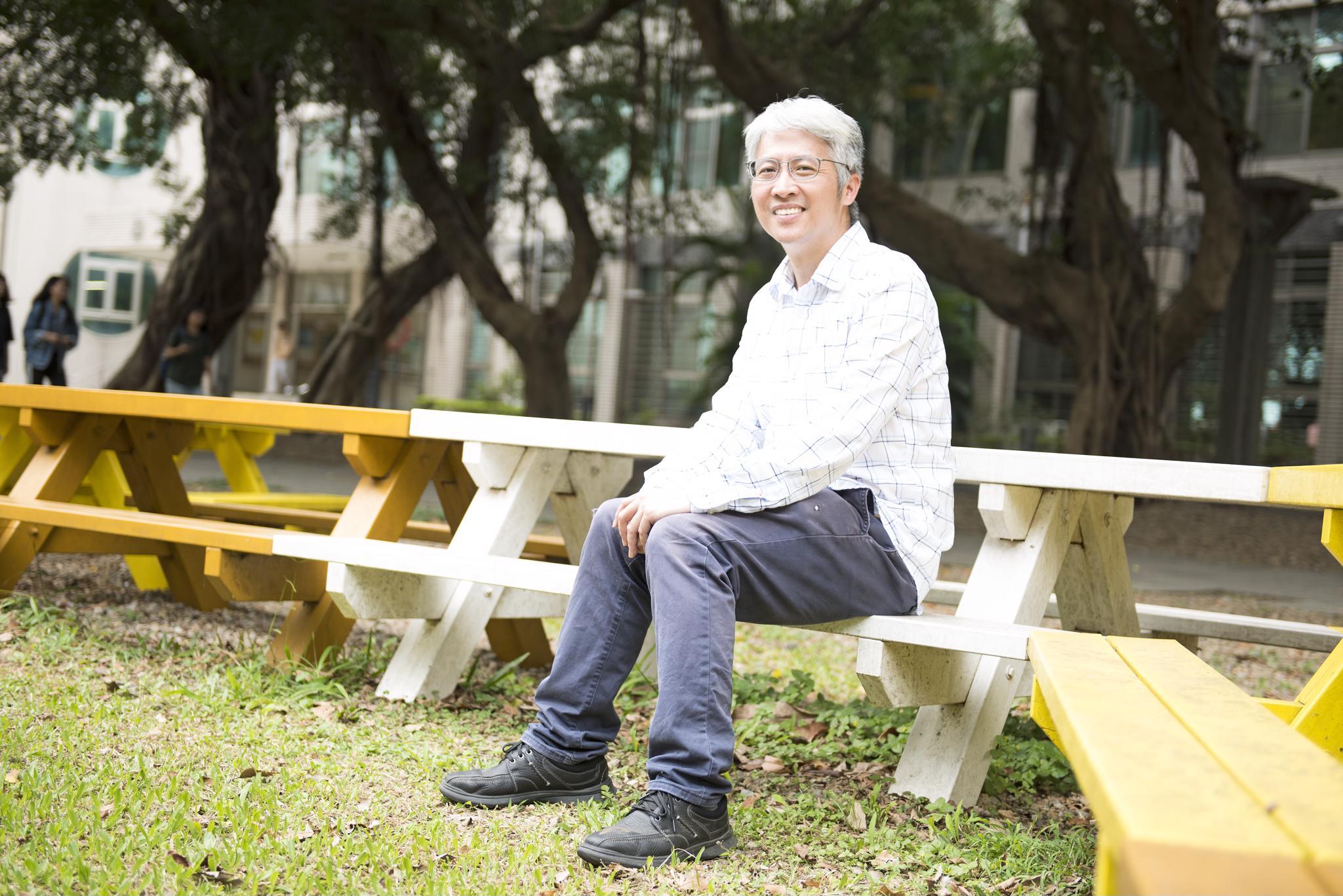 《107學年度優良導師專題報導》 化工系楊大毅:真實體驗,創造豐富人生!