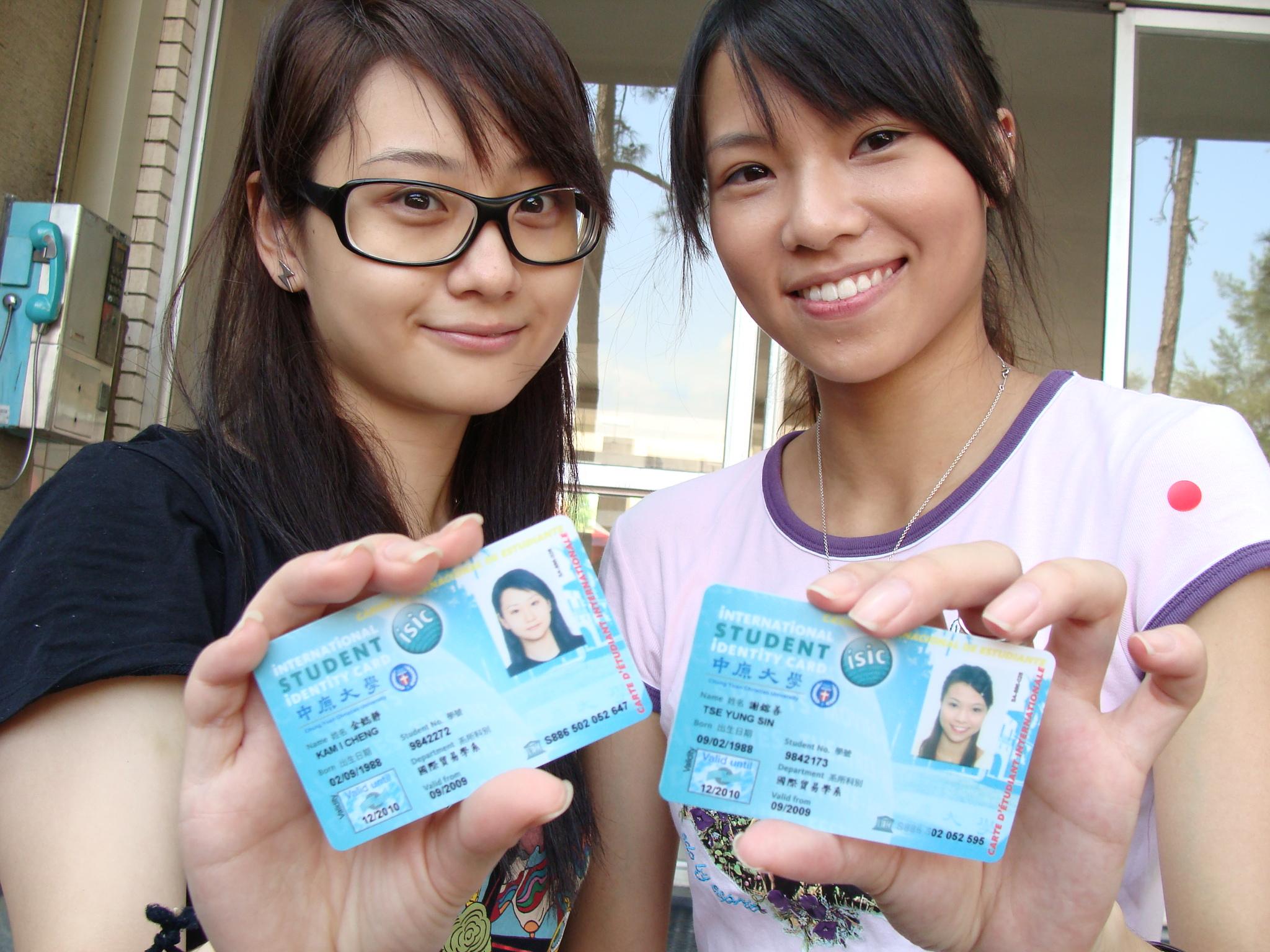 學生證大變身 中原大學三合一國際學生證 遊學旅行皆優惠