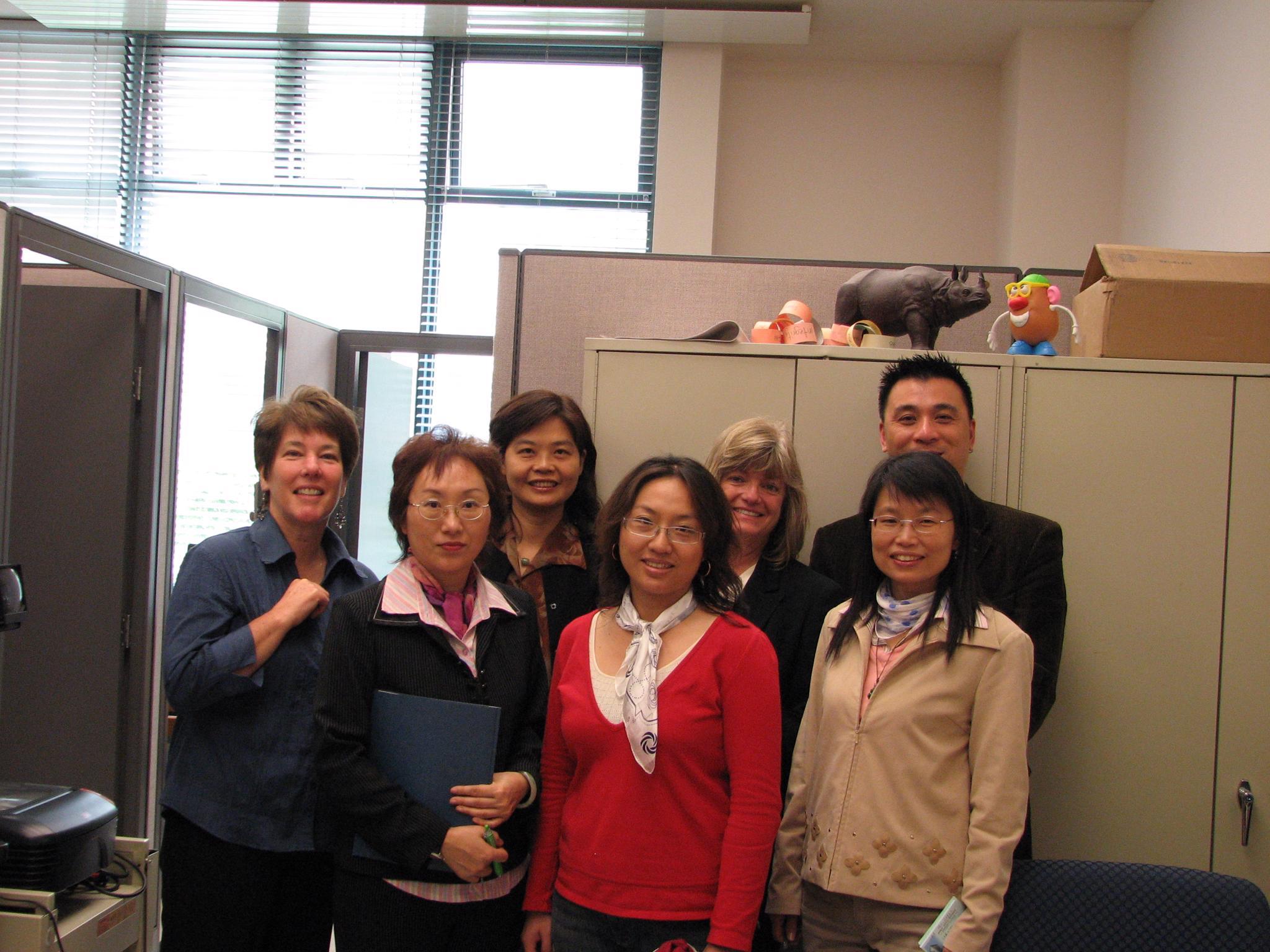 開大學之先例 中原大學提升國際化 暑期送職員出國見習