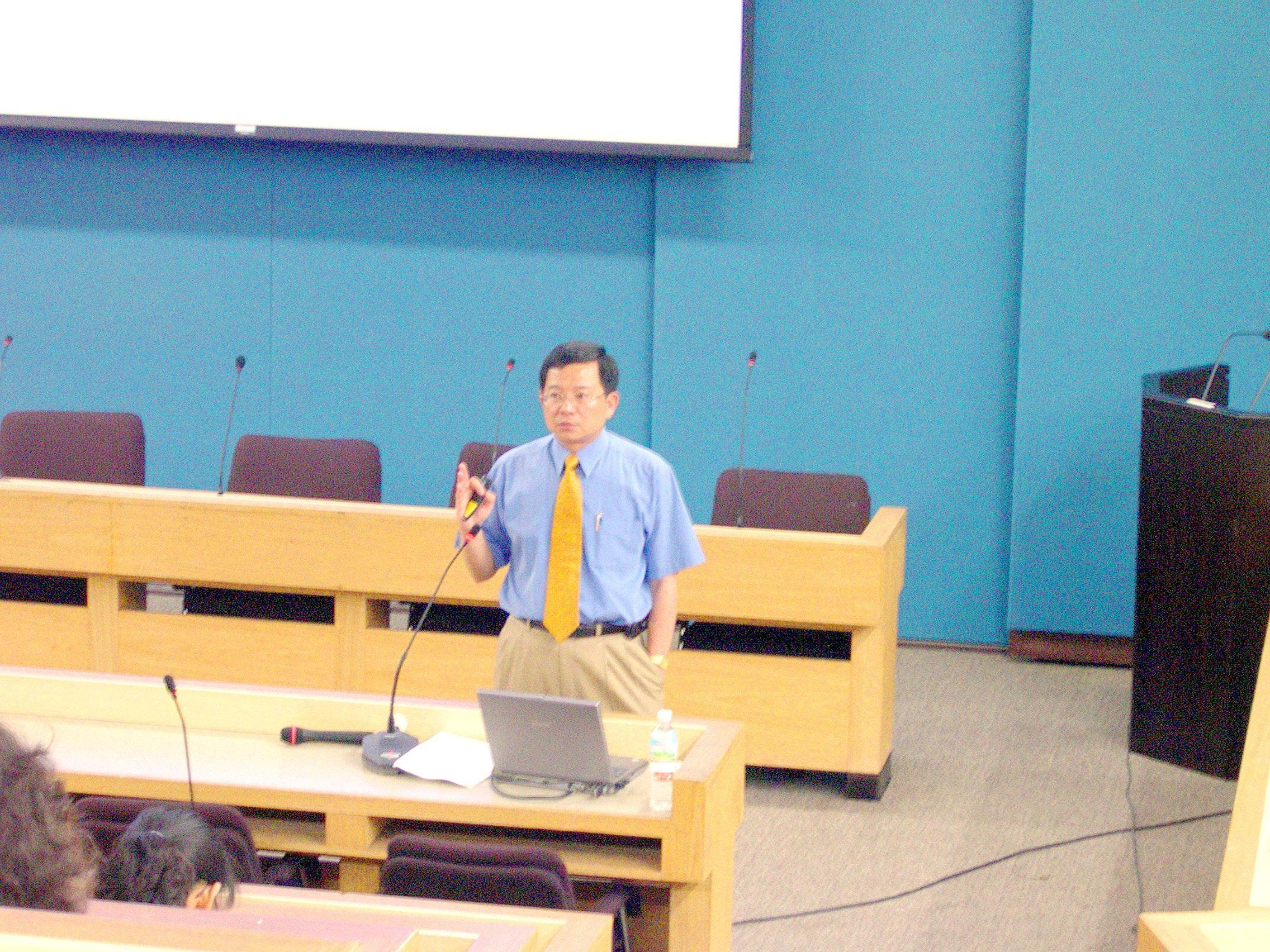 品質研究中心執行長江瑞清 - 談流程品質管理