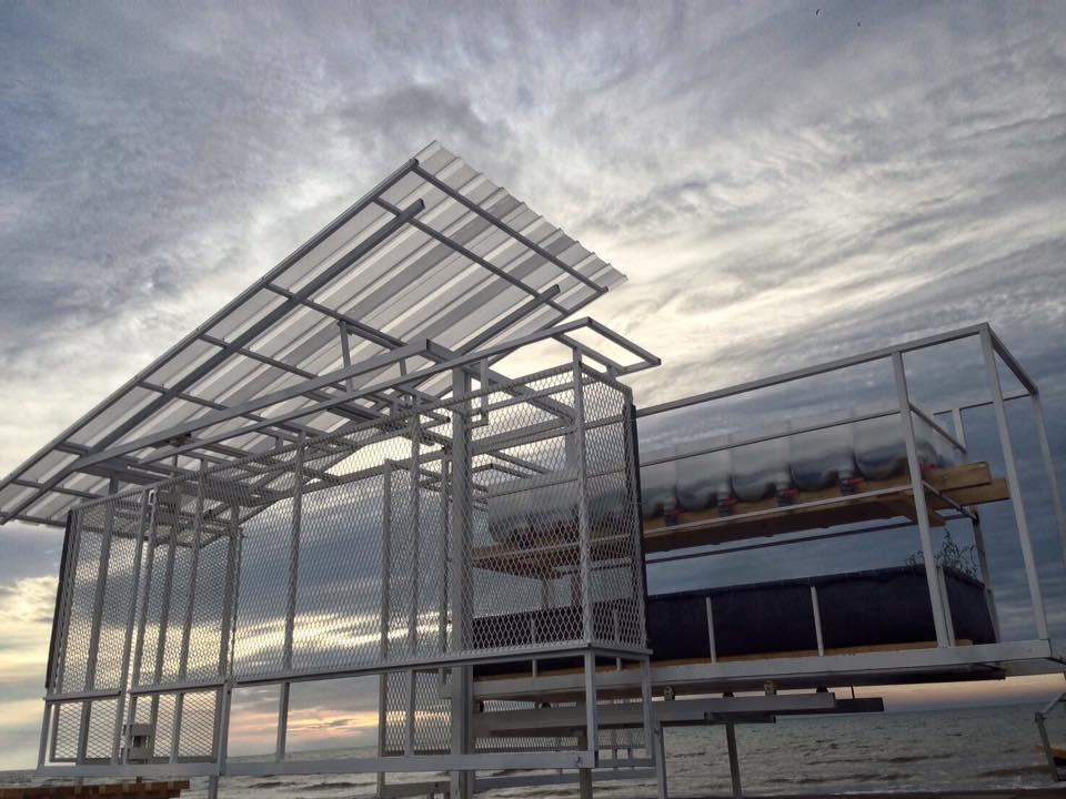 中原大學設計學院出手 用自然永續打造桃園地景藝術節