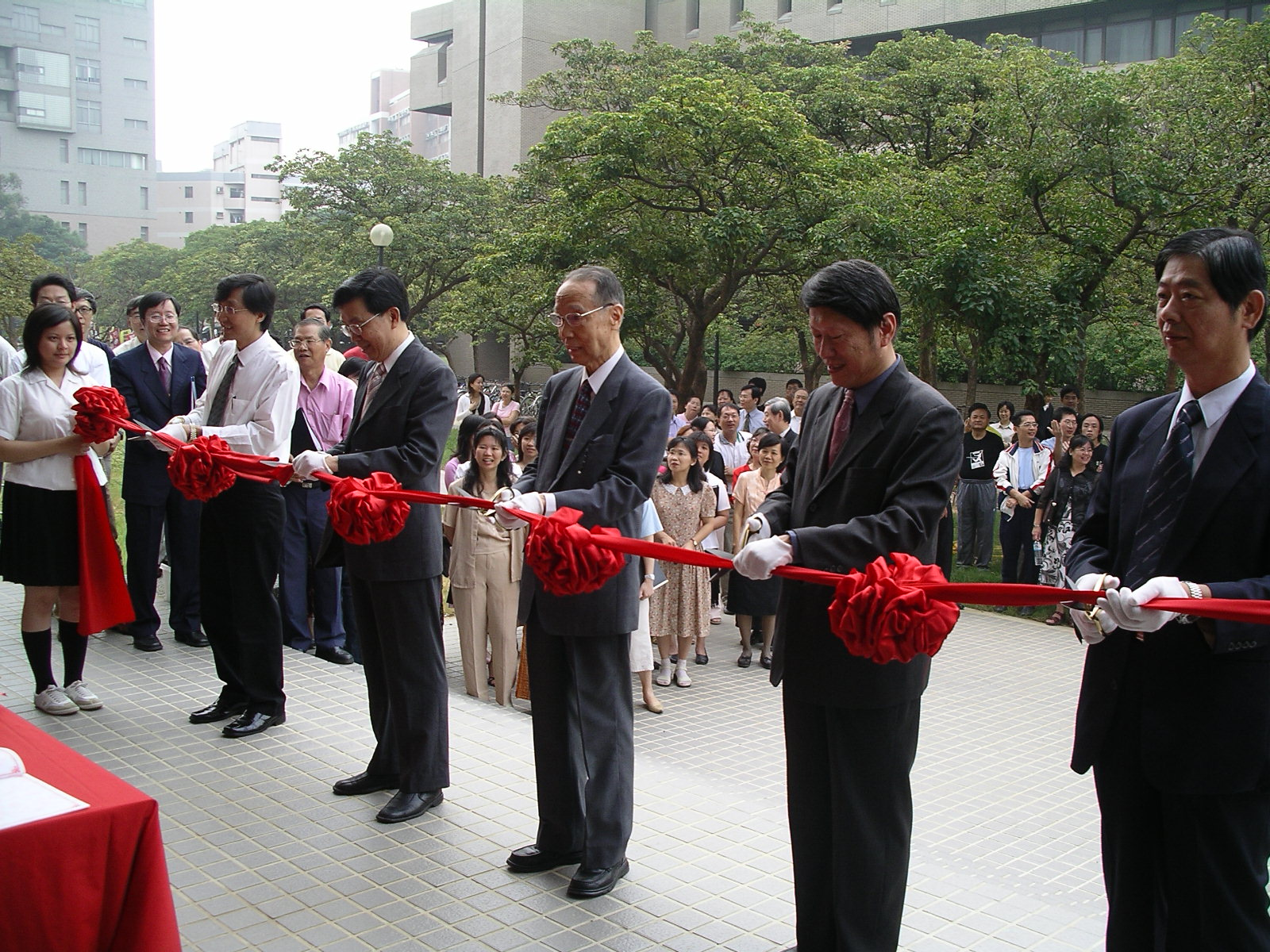 中原大學生物科技館落成 朝生命科學研究發展