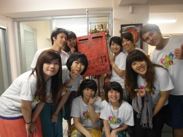 柬印義賣活動開跑 讓我們一起上學去!
