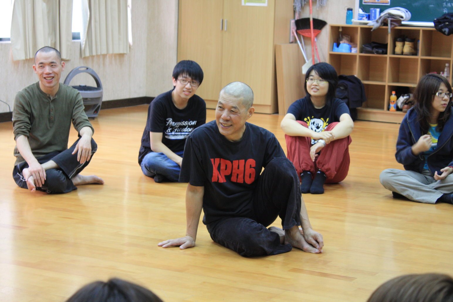 中原大學打造藝文校園 延聘國際知名舞蹈家劉紹爐擔任駐校藝術家