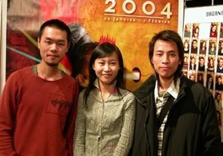 商設導演林信志、湯雅如贏得驕傲 法國影展載譽歸