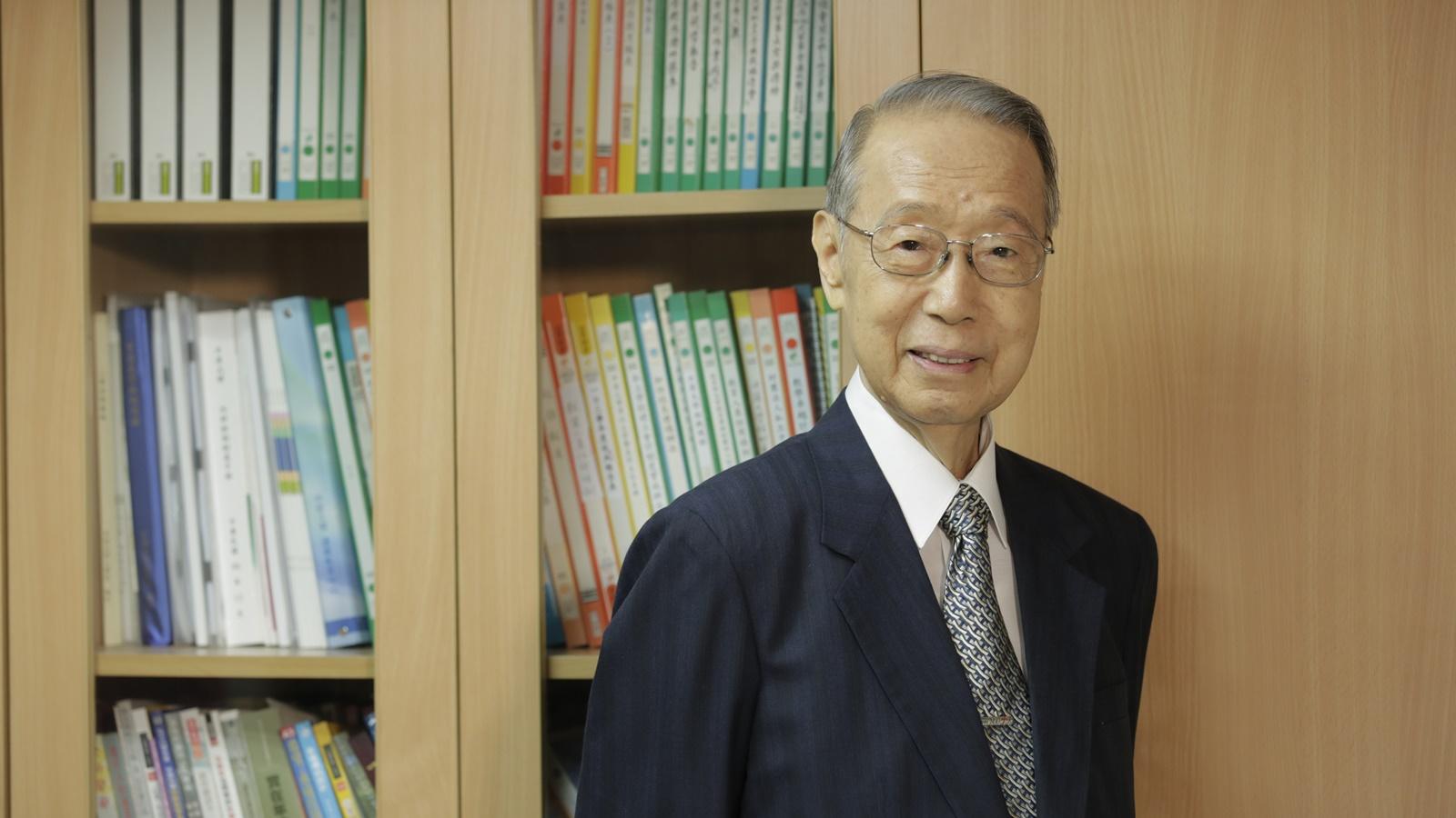 中原大學白培英董事長安息主懷 一生做主良善、忠心的僕人